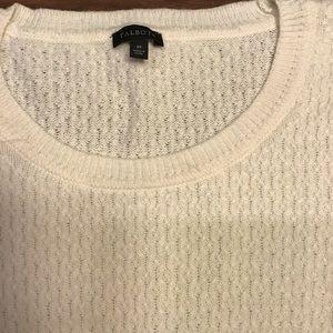 Talbots pullover sweater crew neck